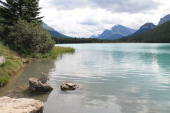 εθνικό πάρκο του Καναδά Στοκ Φωτογραφίες