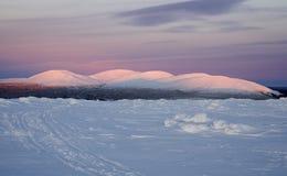 Εθνικό πάρκο του Παλλάς, Φινλανδία στοκ εικόνες