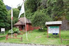 Εθνικό πάρκο του Vicente Perez Rosales, Χιλή στοκ εικόνες με δικαίωμα ελεύθερης χρήσης