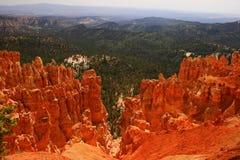 Εθνικό πάρκο φαραγγιών του Bryce, Γιούτα Στοκ φωτογραφίες με δικαίωμα ελεύθερης χρήσης