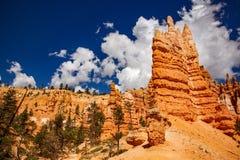 Εθνικό πάρκο φαραγγιών του Bryce στη Γιούτα στοκ φωτογραφίες