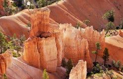 Εθνικό πάρκο φαραγγιών του Bryce, φυσική έλξη Γιούτα στοκ φωτογραφία με δικαίωμα ελεύθερης χρήσης