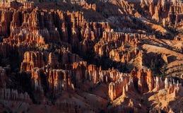 Εθνικό πάρκο φαραγγιών του Bryce Στοκ φωτογραφίες με δικαίωμα ελεύθερης χρήσης