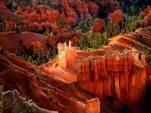 Εθνικό πάρκο φαραγγιών του Bryce Στοκ Εικόνα
