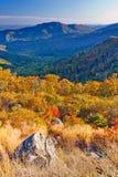 εθνικό πάρκο φθινοπώρου shenando στοκ φωτογραφία με δικαίωμα ελεύθερης χρήσης
