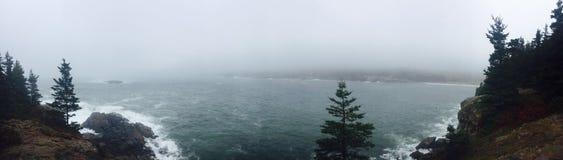 Εθνικό πάρκο Acadia Στοκ φωτογραφία με δικαίωμα ελεύθερης χρήσης