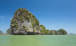 Εθνικό πάρκο AO Phang Nga Στοκ Εικόνα