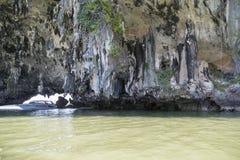 Εθνικό πάρκο AO Phang Nga Στοκ εικόνα με δικαίωμα ελεύθερης χρήσης