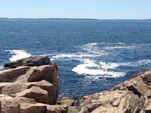 Εθνικό πάρκο Arcadia κυματωγών Στοκ Εικόνα