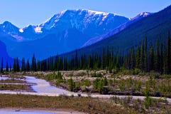 Εθνικό πάρκο Banff, Αλμπέρτα, Καναδάς Στοκ Φωτογραφία