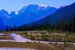 Εθνικό πάρκο Banff, Αλμπέρτα, Καναδάς Στοκ φωτογραφία με δικαίωμα ελεύθερης χρήσης