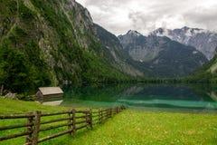 Εθνικό πάρκο Berchtesgaden στις Άλπεις Στοκ φωτογραφίες με δικαίωμα ελεύθερης χρήσης