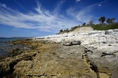 Εθνικό πάρκο Brijuni (Κροατία) Στοκ εικόνες με δικαίωμα ελεύθερης χρήσης
