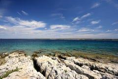 Εθνικό πάρκο Brijuni (Κροατία) Στοκ φωτογραφία με δικαίωμα ελεύθερης χρήσης