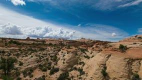 Εθνικό πάρκο Canyonlands απόθεμα βίντεο
