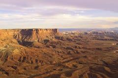 Εθνικό πάρκο Canyonlands Στοκ Εικόνες