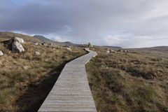 Εθνικό πάρκο Connemara Στοκ φωτογραφία με δικαίωμα ελεύθερης χρήσης