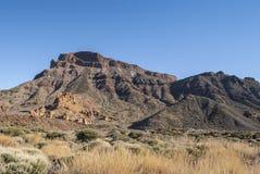 Εθνικό πάρκο (EL Teide - Tenerife) Στοκ εικόνα με δικαίωμα ελεύθερης χρήσης