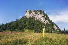 Εθνικό πάρκο Fatra Mala, Σλοβακία Στοκ φωτογραφίες με δικαίωμα ελεύθερης χρήσης