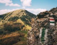 Εθνικό πάρκο Fatra Velka, Σλοβακία Στοκ φωτογραφία με δικαίωμα ελεύθερης χρήσης