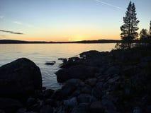 Εθνικό πάρκο Femundsmarka Στοκ Φωτογραφίες