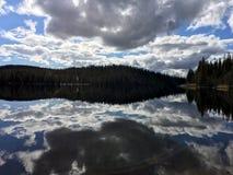 Εθνικό πάρκο Femundsmarka Στοκ Εικόνα