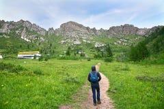 Εθνικό πάρκο gorkhi-Terelj σε Ulaanbaatar, Μογγολία στοκ φωτογραφία με δικαίωμα ελεύθερης χρήσης