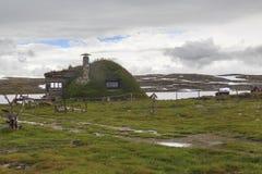 Εθνικό πάρκο Hardangervidda Στοκ εικόνα με δικαίωμα ελεύθερης χρήσης