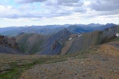 Εθνικό πάρκο Ivvavik, Yukon Στοκ φωτογραφία με δικαίωμα ελεύθερης χρήσης