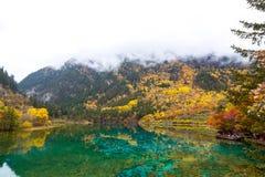 Εθνικό πάρκο Jiuzhaigou στοκ εικόνες