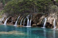 εθνικό πάρκο jiuzhaigou Στοκ εικόνα με δικαίωμα ελεύθερης χρήσης