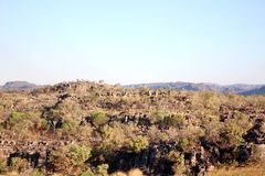 Εθνικό πάρκο Kakadu Στοκ φωτογραφία με δικαίωμα ελεύθερης χρήσης
