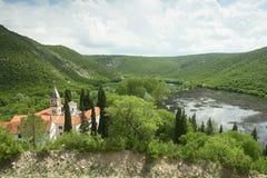 εθνικό πάρκο krka της Κροατία&si στοκ φωτογραφίες