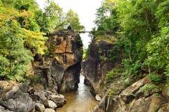Εθνικό πάρκο Obluang, επαρχία Chiangmai Στοκ Εικόνες