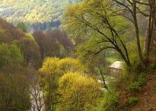 Εθνικό πάρκο Ojcow στην Πολωνία στοκ φωτογραφίες με δικαίωμα ελεύθερης χρήσης