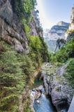 Εθνικό πάρκο Ordesa Υ Monte Perdido, Ισπανία στοκ εικόνες