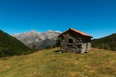 Εθνικό πάρκο Picos DA Ευρώπη Στοκ φωτογραφία με δικαίωμα ελεύθερης χρήσης