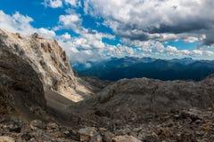Εθνικό πάρκο Picos DA Ευρώπη Στοκ Εικόνες