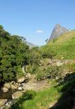 Εθνικό πάρκο Picos Tres Στοκ φωτογραφία με δικαίωμα ελεύθερης χρήσης
