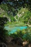 Εθνικό πάρκο Plitvica Στοκ Εικόνες
