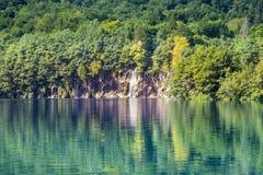 Εθνικό πάρκο Plitvice Στοκ Εικόνες