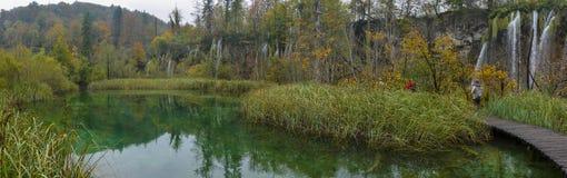Εθνικό πάρκο Plitvice Στοκ εικόνα με δικαίωμα ελεύθερης χρήσης