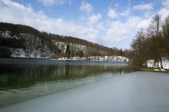 Εθνικό πάρκο Plitvicka Jezera Στοκ Εικόνα