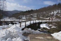 Εθνικό πάρκο Plitvicka Jezera Στοκ φωτογραφίες με δικαίωμα ελεύθερης χρήσης