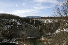 Εθνικό πάρκο Plitvicka Jezera Στοκ Φωτογραφίες