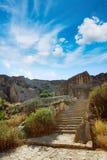 Εθνικό πάρκο Qobustan στο Αζερμπαϊτζάν Στοκ φωτογραφία με δικαίωμα ελεύθερης χρήσης