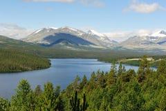 Εθνικό πάρκο Rondane Στοκ φωτογραφία με δικαίωμα ελεύθερης χρήσης