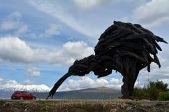 Εθνικό πάρκο Tongariro Στοκ Φωτογραφία