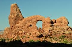 εθνικό πάρκο Utah αψίδων Στοκ Φωτογραφίες