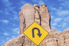 εθνικό πάρκο Utah αψίδων Στοκ φωτογραφία με δικαίωμα ελεύθερης χρήσης